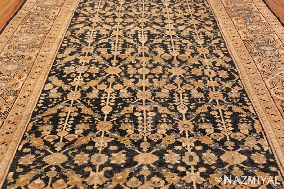 room size sultanabad antique persian mahal rug 42589 field Nazmiyal