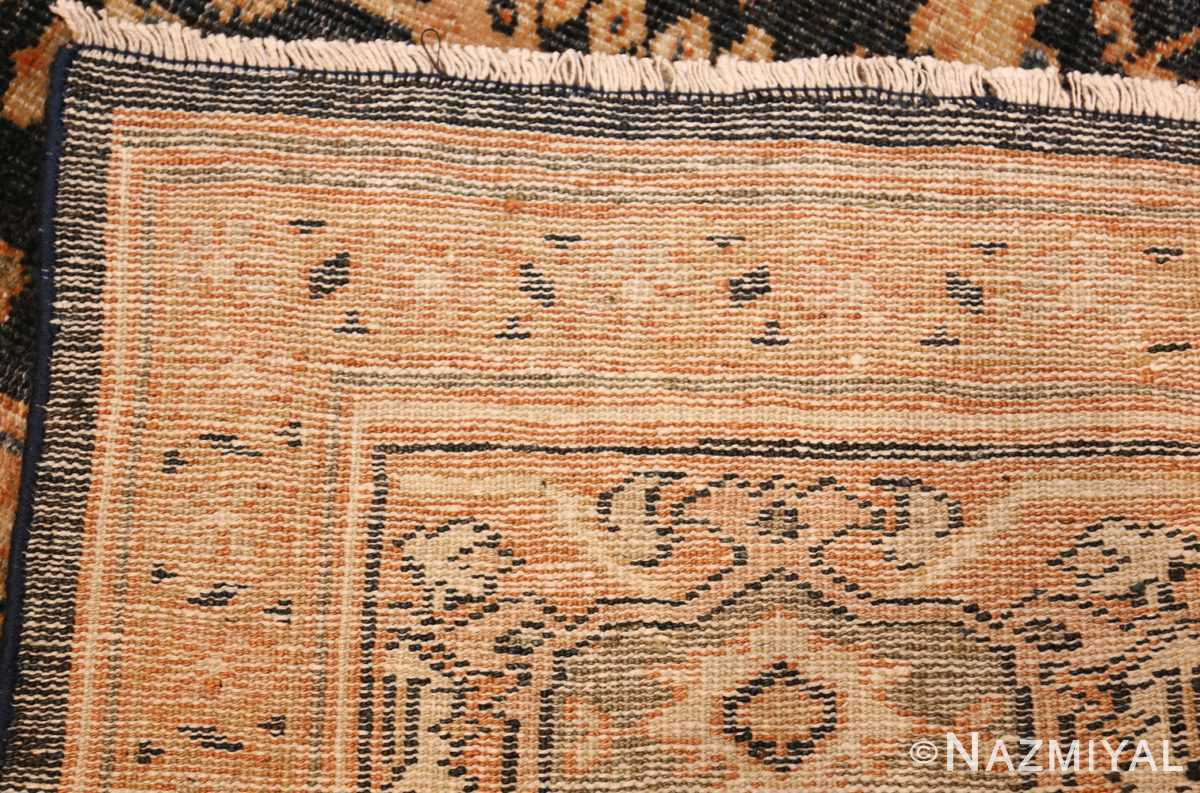 room size sultanabad antique persian mahal rug 42589 weave Nazmiyal