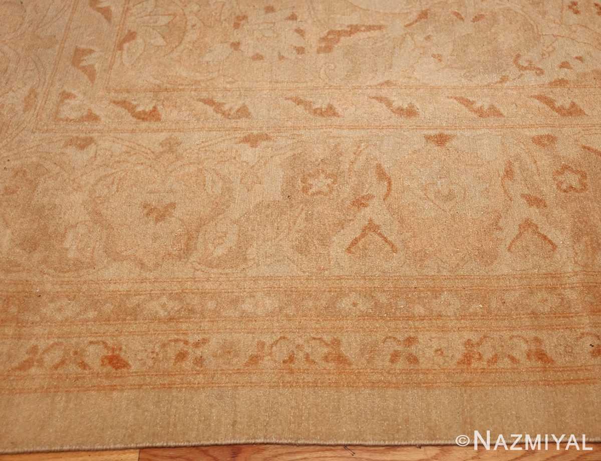 antique amritsar indian rug 2292 border Nazmiyal