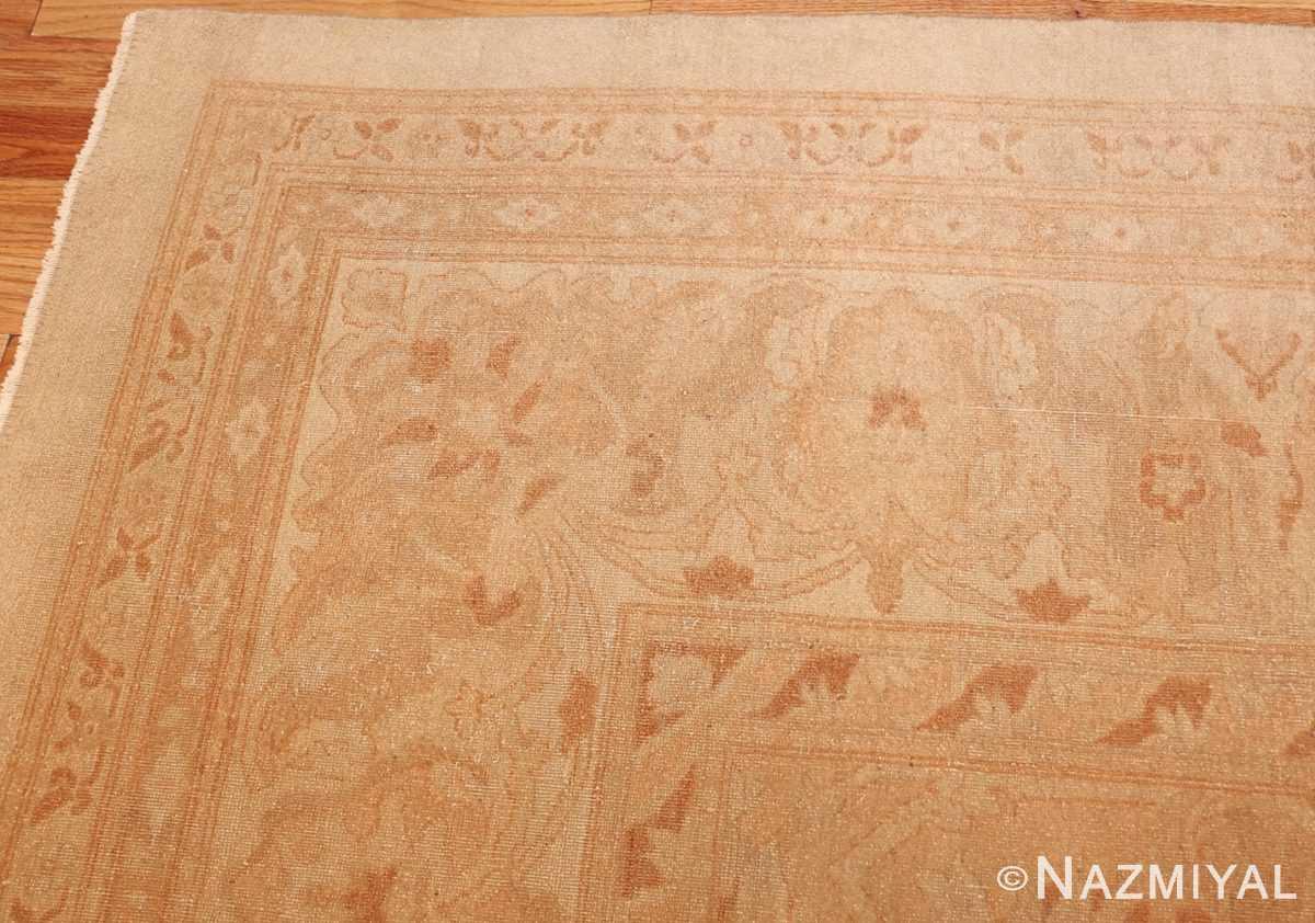 antique amritsar indian rug 2292 corner Nazmiyal