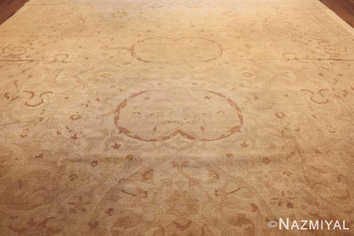 antique amritsar indian rug 2292 field Nazmiyal