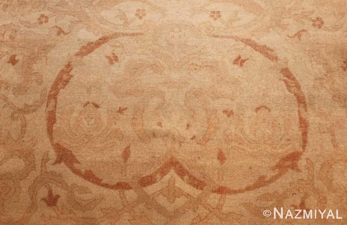 antique amritsar indian rug 2292 medallion Nazmiyal