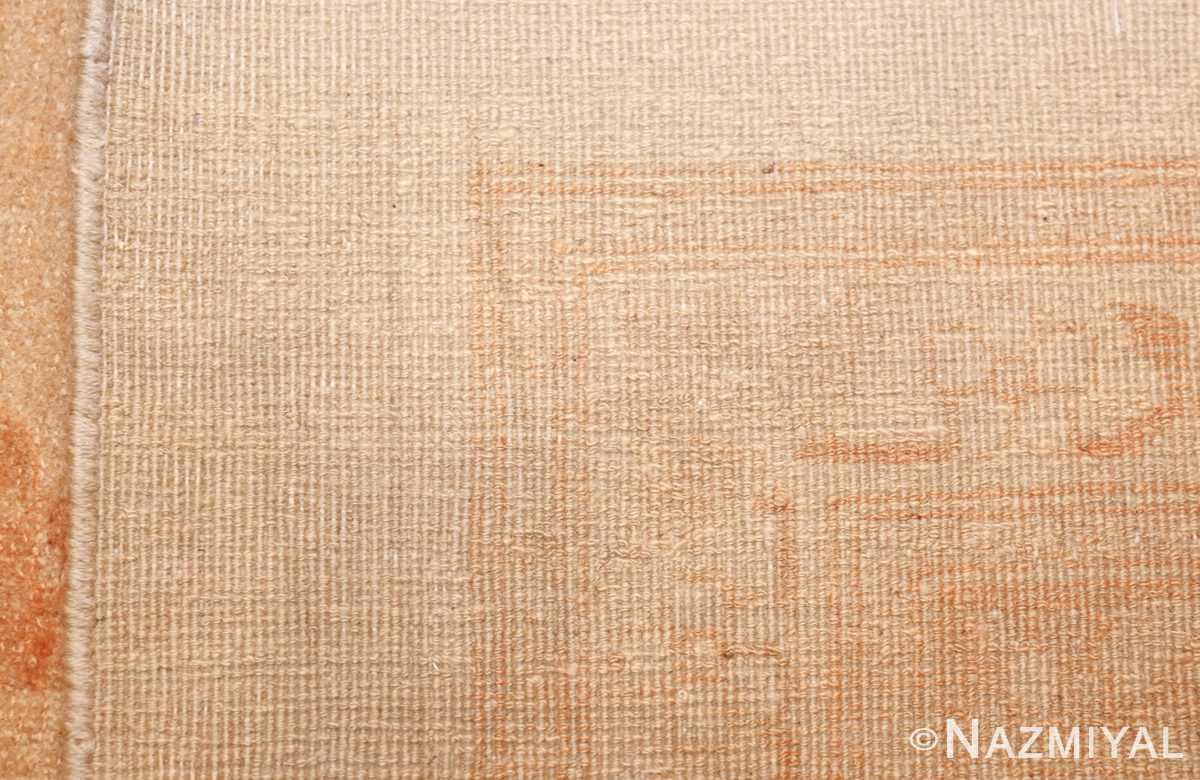 antique amritsar indian rug 2292 weave Nazmiyal