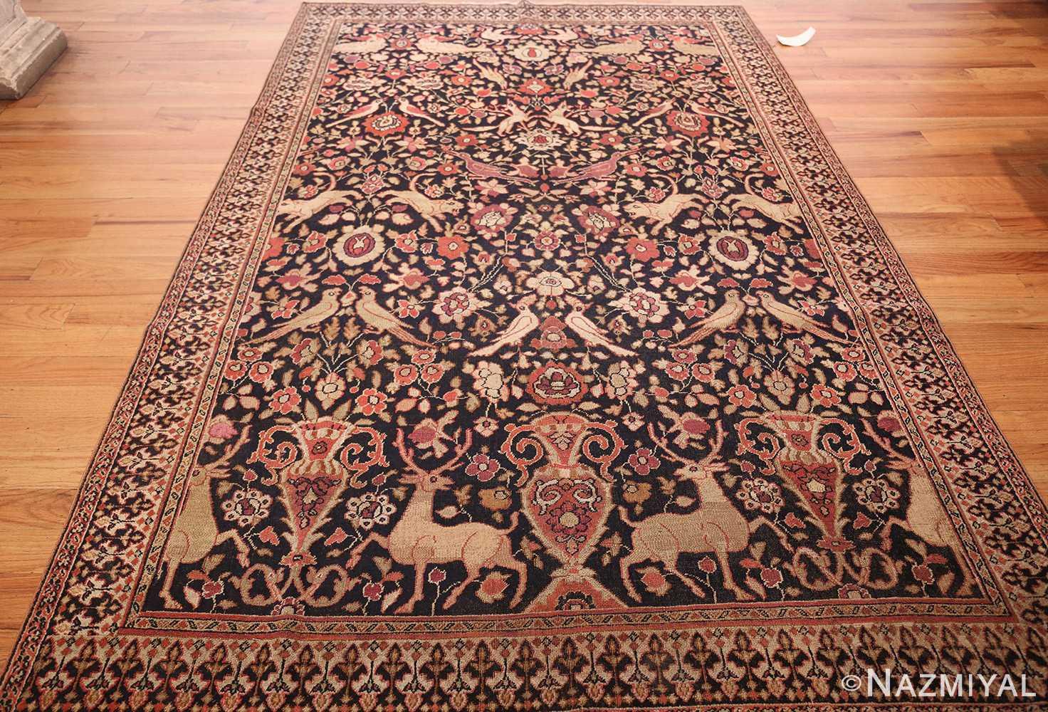 antique khorassan persian rug 3244 whole Nazmiyal