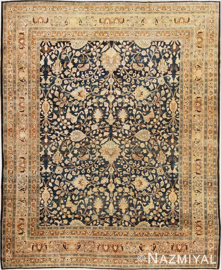 Antique Khorasan Persian Rug 42809 by Nazmiyal Antique Rugs