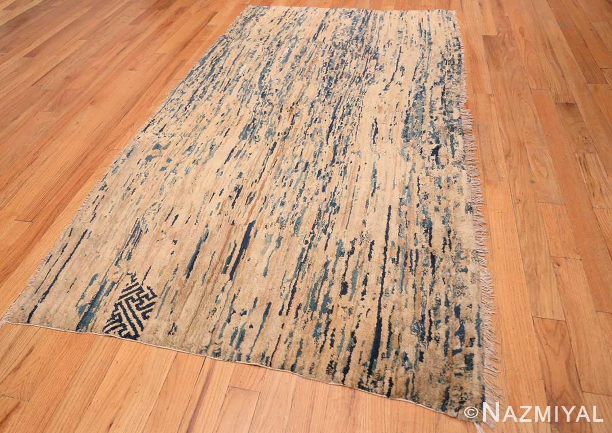 Full Antique Mongolian Oriental rug 42738 by Nazmiyal