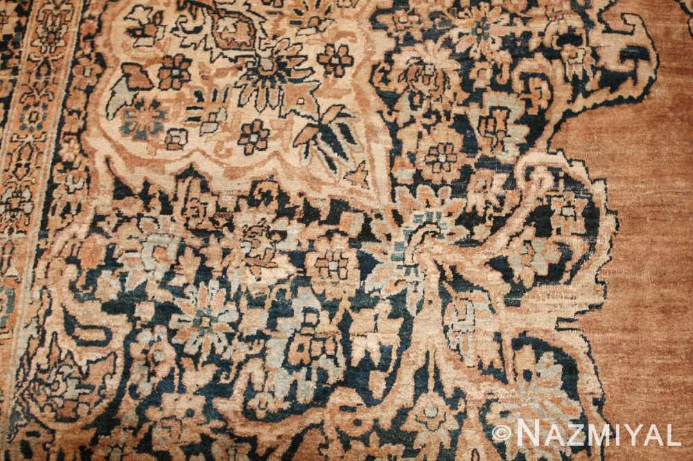 large oriental oversized antique kerman persian rug 3273 design Nazmiyal