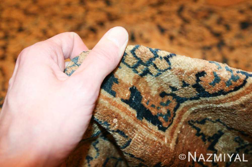 large oriental oversized antique kerman persian rug 3273 pile Nazmiyal