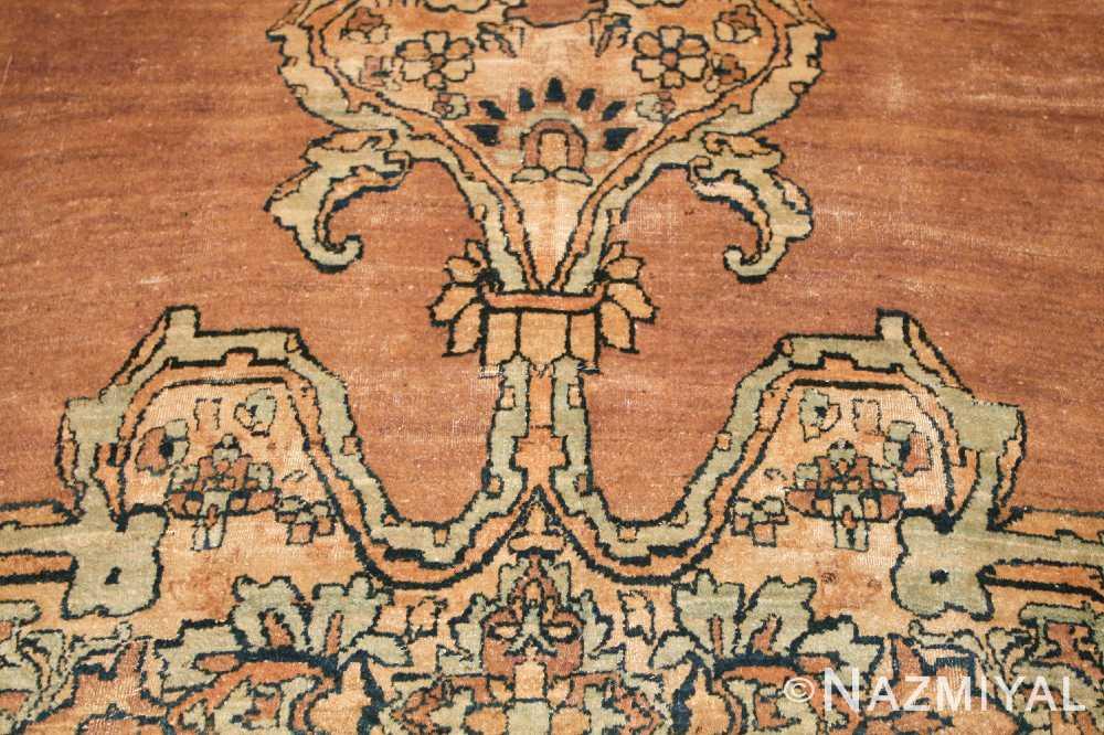 large oriental oversized antique kerman persian rug 3273 top Nazmiyal