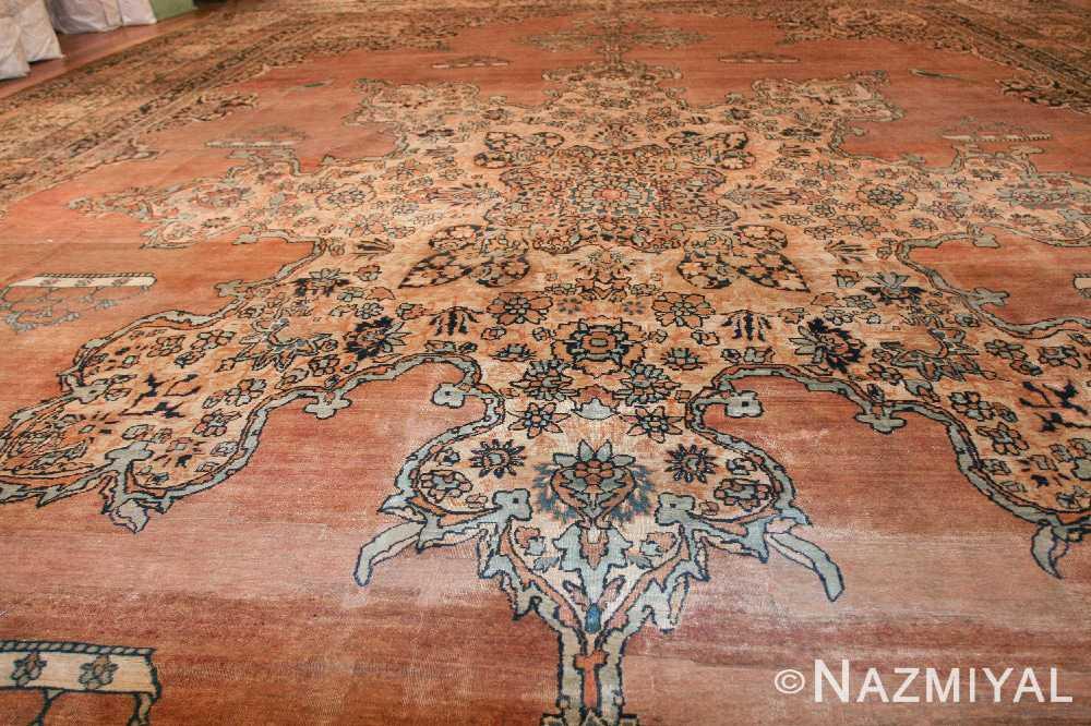 large oriental oversized antique kerman persian rug 3273 whole Nazmiyal