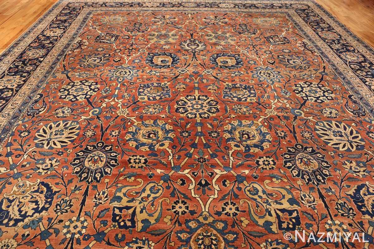 antique kerman persian rug 42465 full Nazmiyal