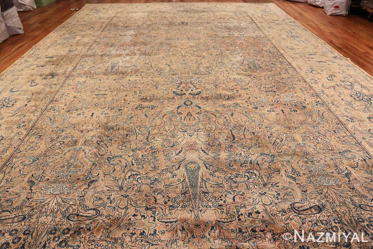 Antique Kerman Persian Rug 48986 Whole Design Nazmiyal