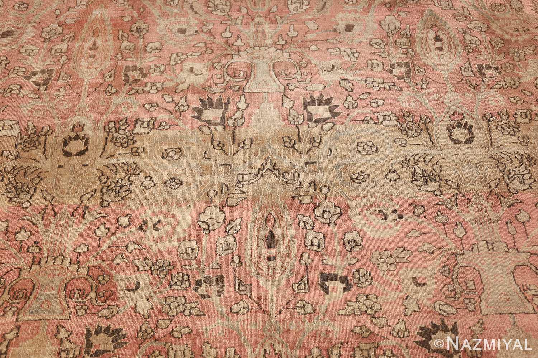 large oversized antique khorassan persian rug 40536 abrash Nazmiyal