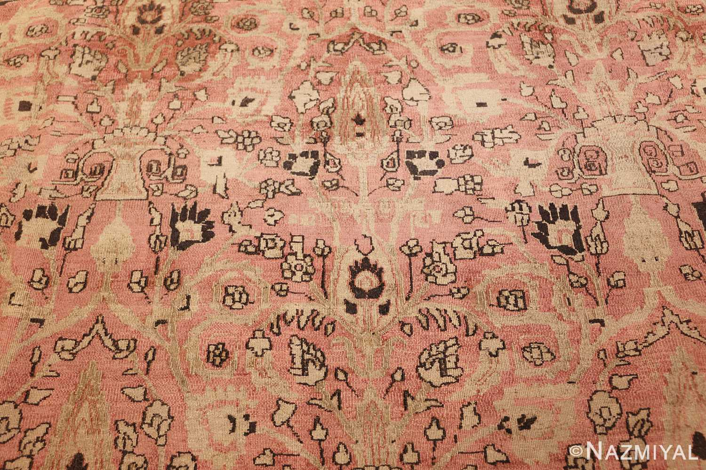 large oversized antique khorassan persian rug 40536 design Nazmiyal