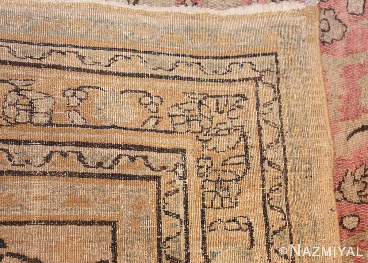 large oversized antique khorassan persian rug 40536 weave Nazmiyal