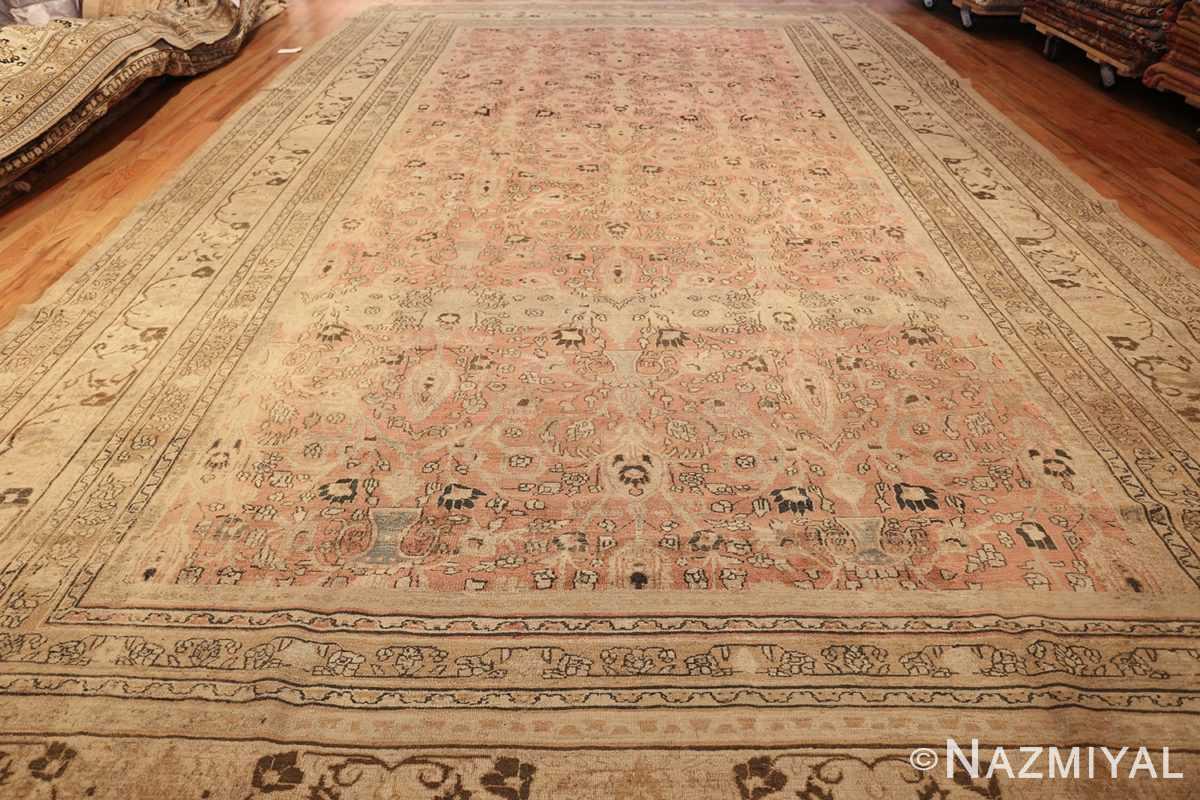 large oversized antique khorassan persian rug 40536 whole Nazmiyal