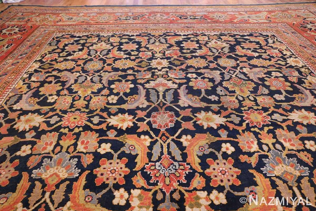Oversized Antique Persian Ziegler Sultanabad Rug 3325 Top Design Nazmiyal