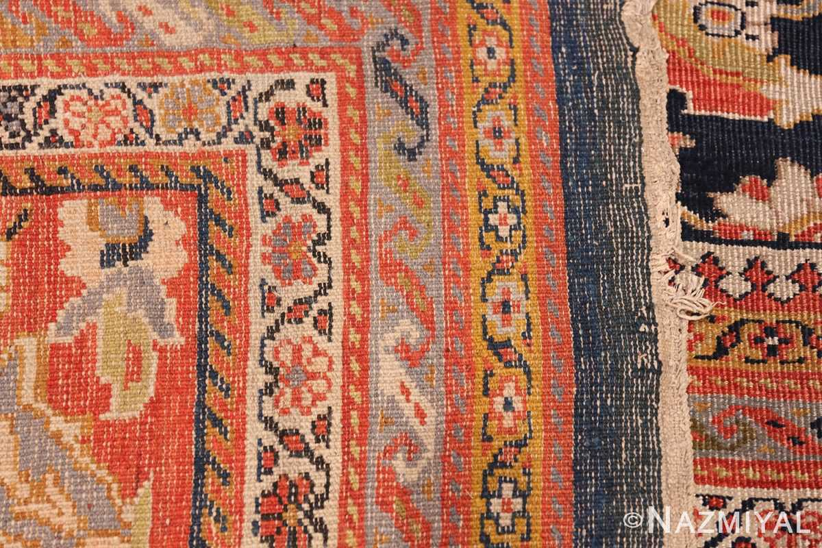 Oversized Antique Persian Ziegler Sultanabad Rug 3325 Woven Knots Nazmiyal