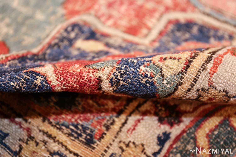 rare antique 17th century gallery size khorassan persian rug 3289 pile Nazmiyal