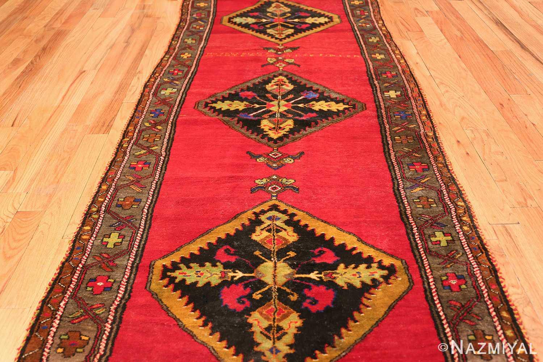 antique caucasian karabagh rug 42915 field Nazmiyal