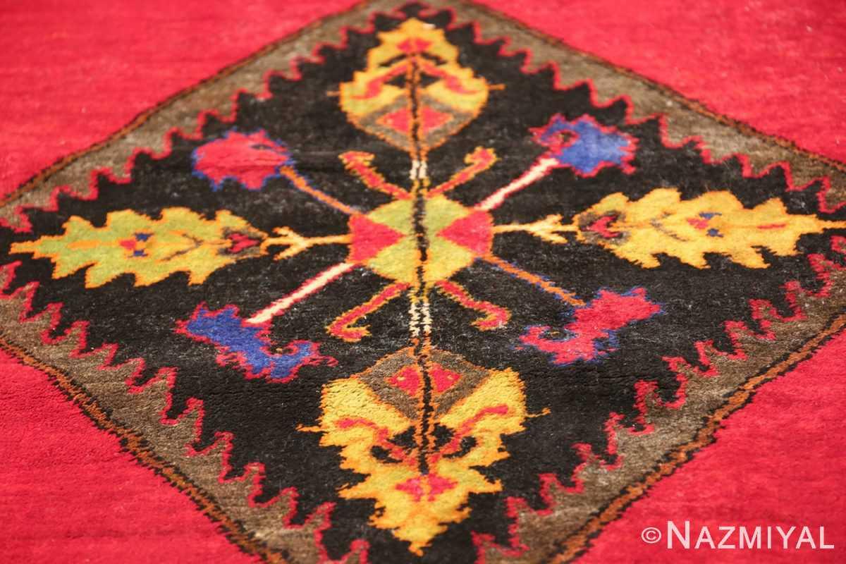 antique caucasian karabagh rug 42915 medallion Nazmiyal