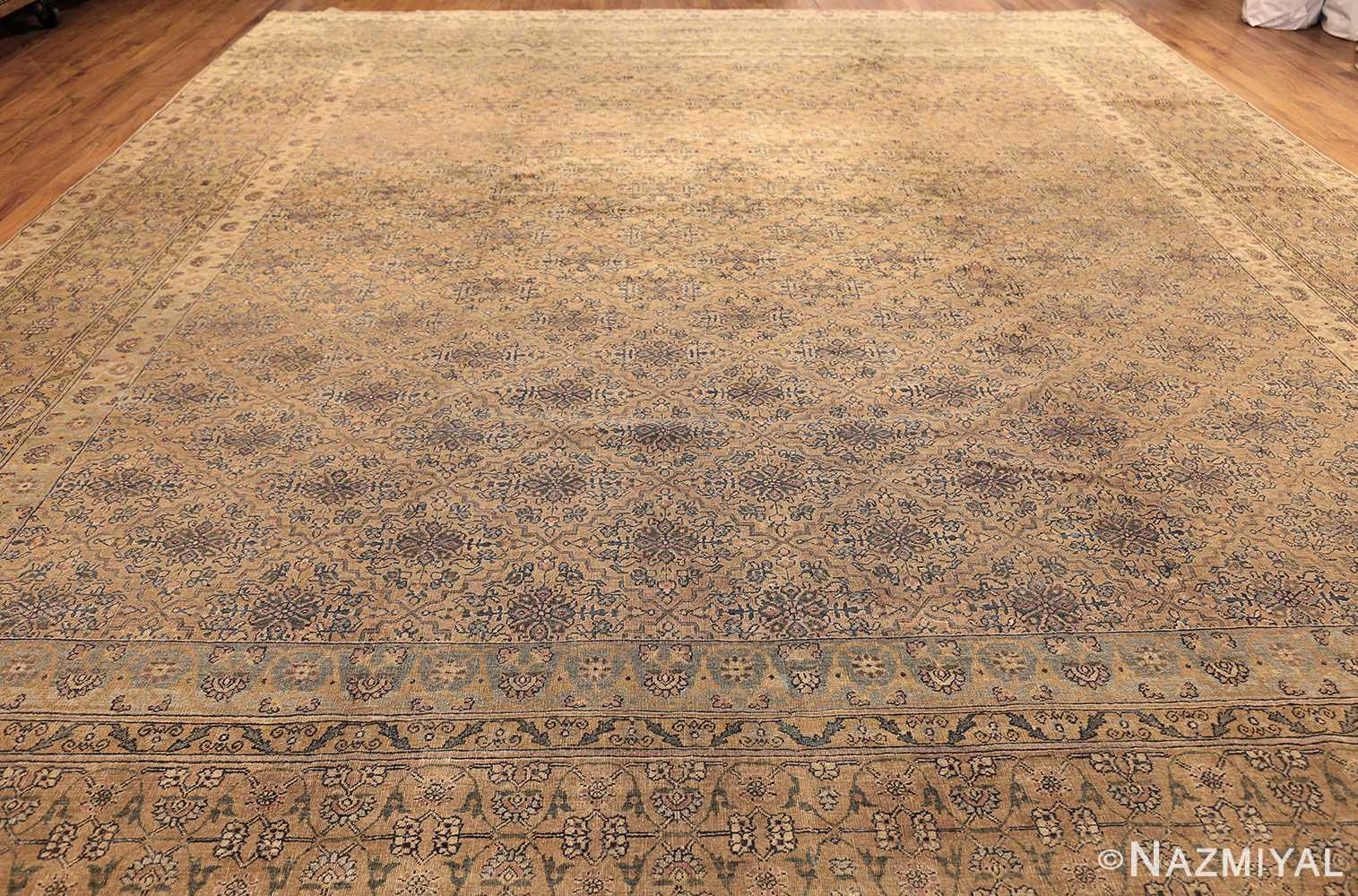 antique kerman rug 41807 whole Nazmiyal