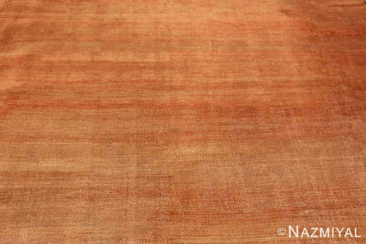 antique khorassan persian rug 40442 field Nazmiyal