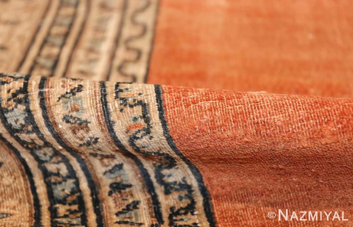 antique khorassan persian rug 40442 pile Nazmiyal