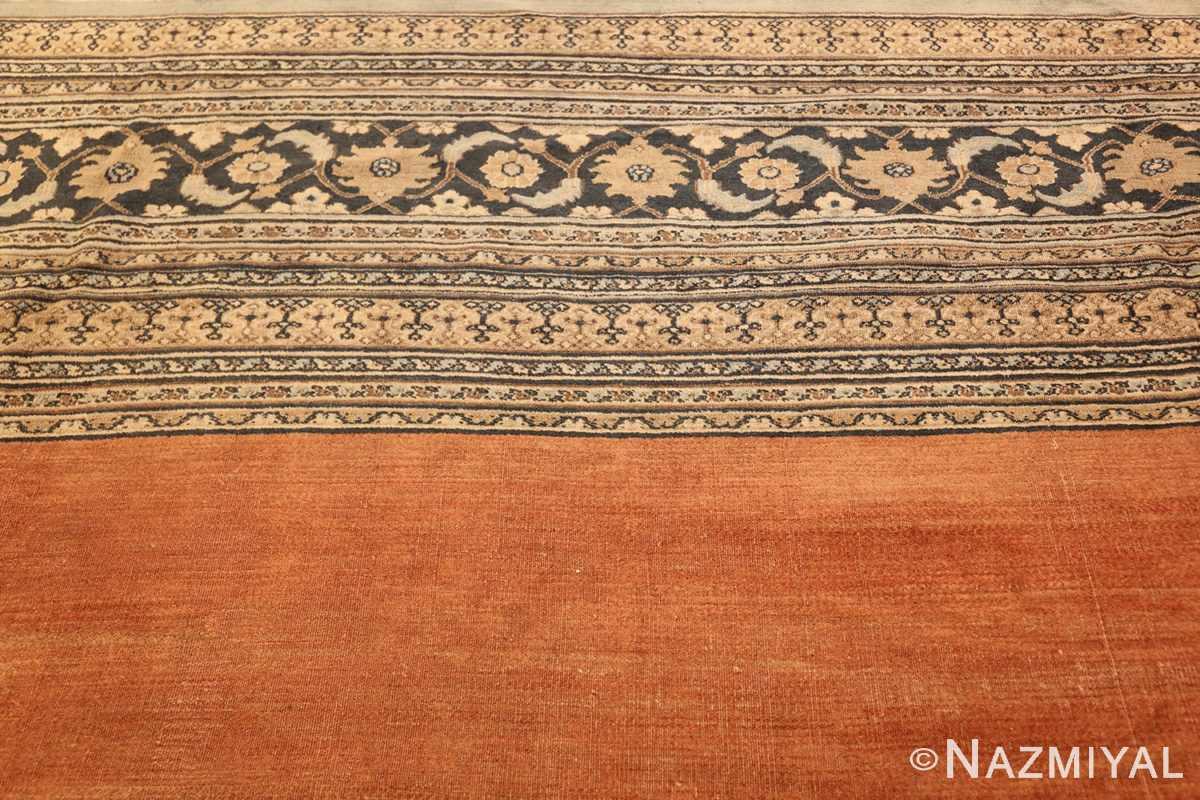 antique khorassan persian rug 40442 top Nazmiyal