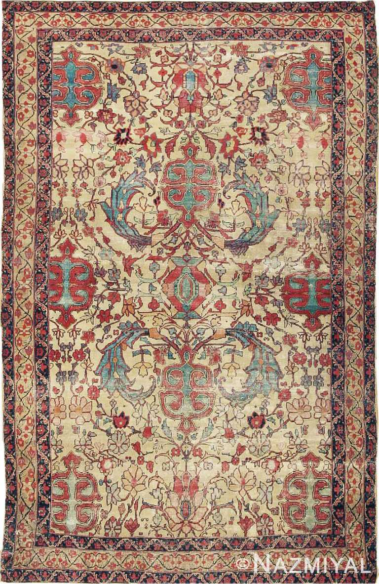 by Nazmiyal Antique Rugs