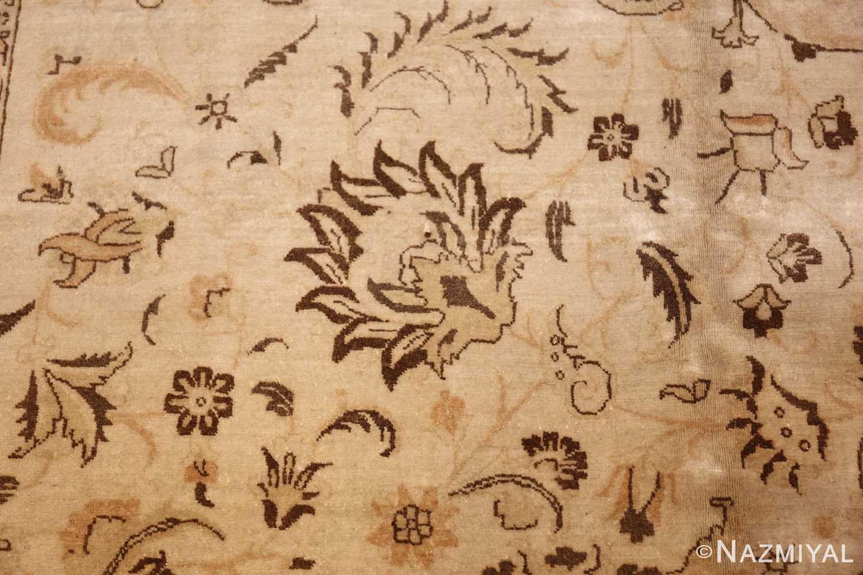 large antique persian tabriz rug 41516 dark Nazmiyal