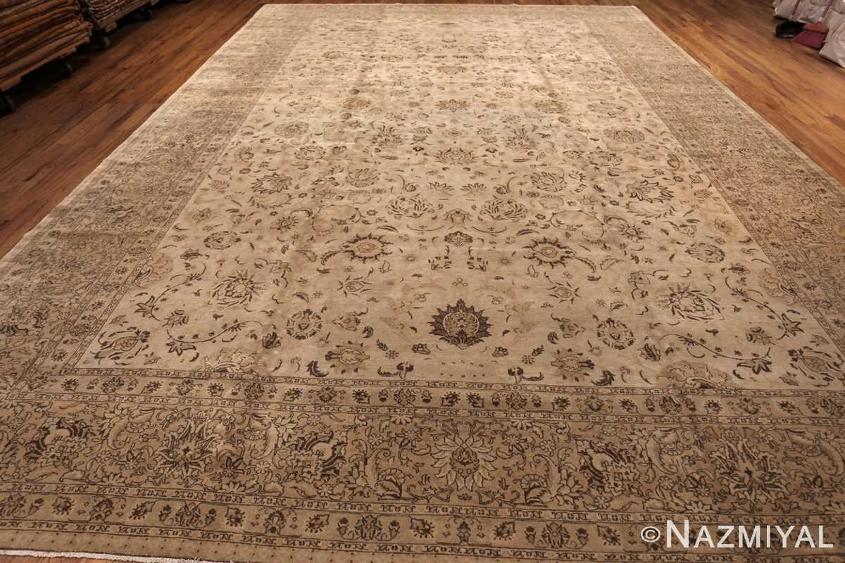 large antique persian tabriz rug 41516 whole Nazmiyal
