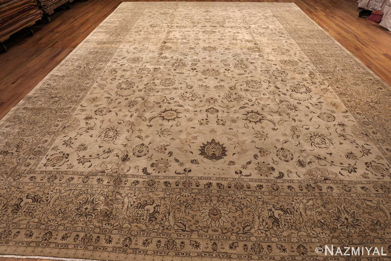 large antique persian tabriz rug 41516 whole Nazmiyal