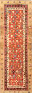antique bakshaish rug 42827 Nazmiyal