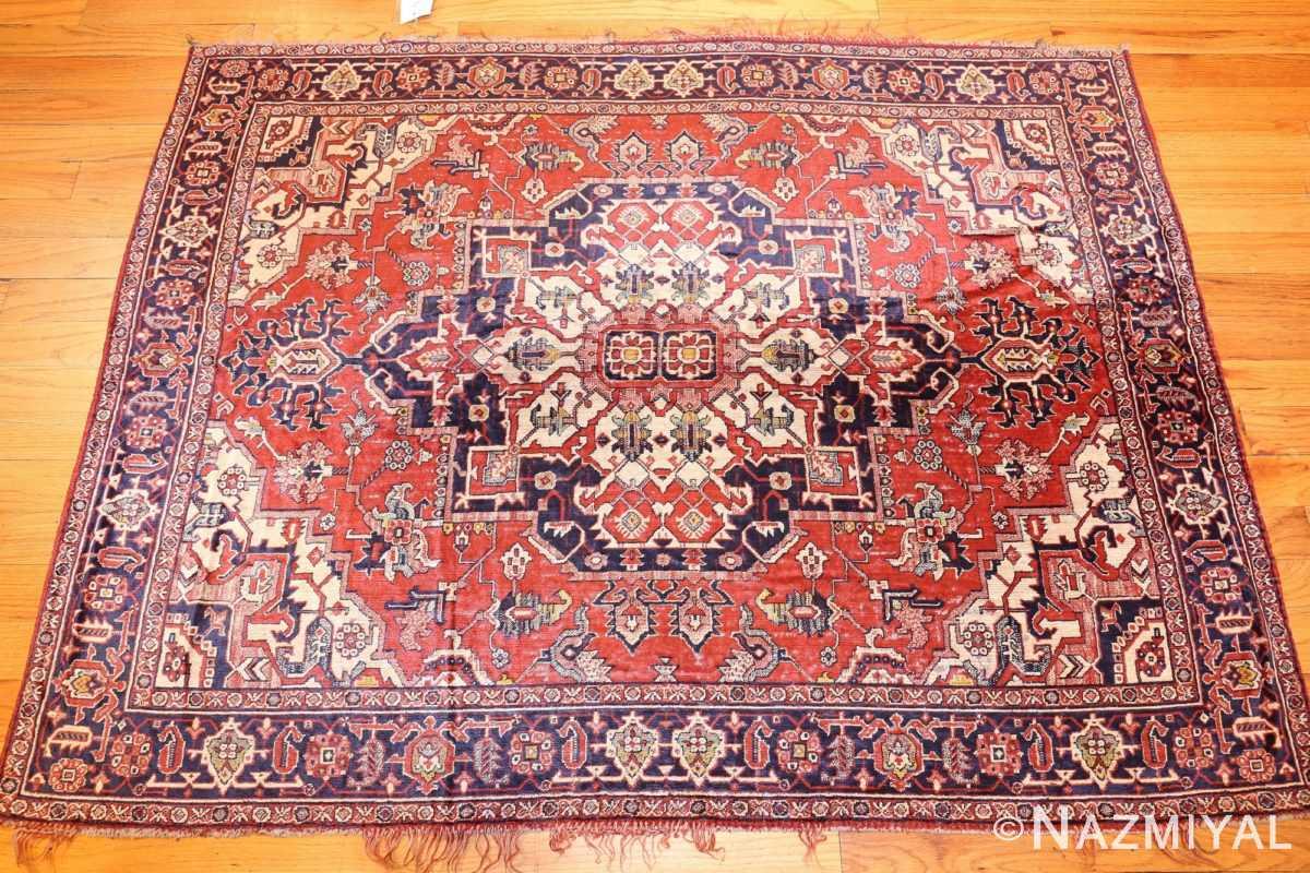 antique-american-chenille-rug-2685-1 Nazmiyal
