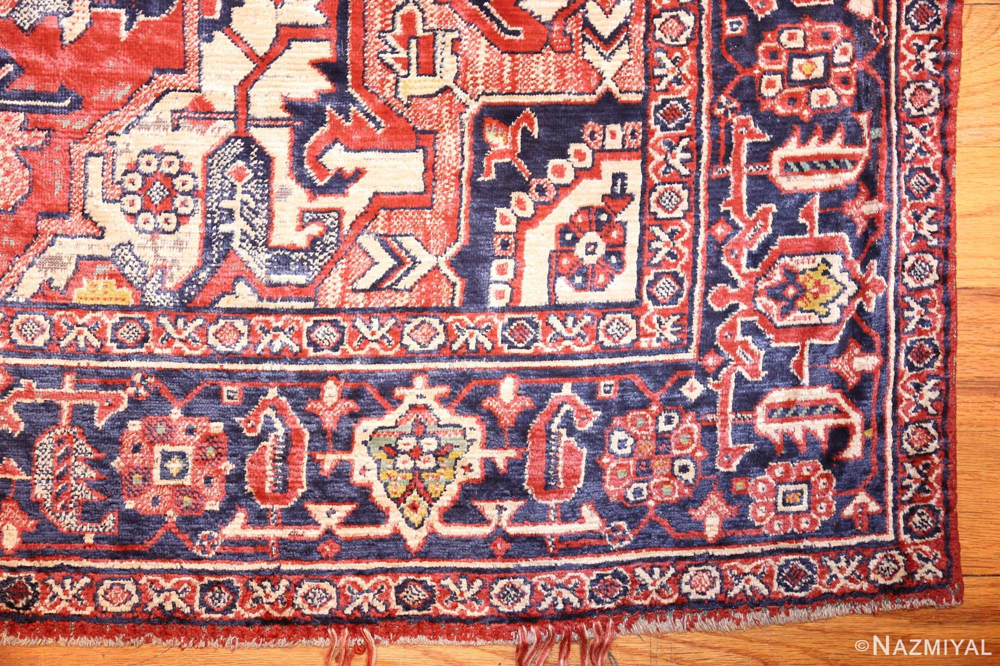 antique-american-chenille-rug-2685-2 Nazmiyal