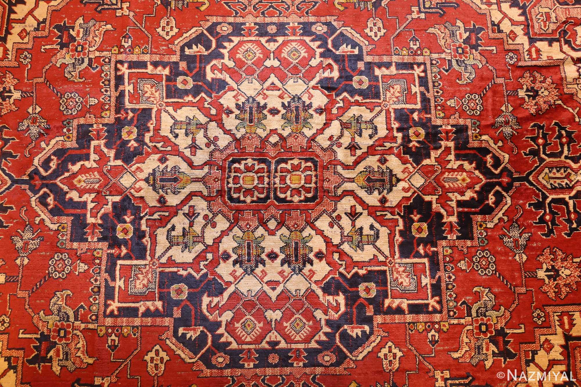 antique-american-chenille-rug-2685-5 Nazmiyal