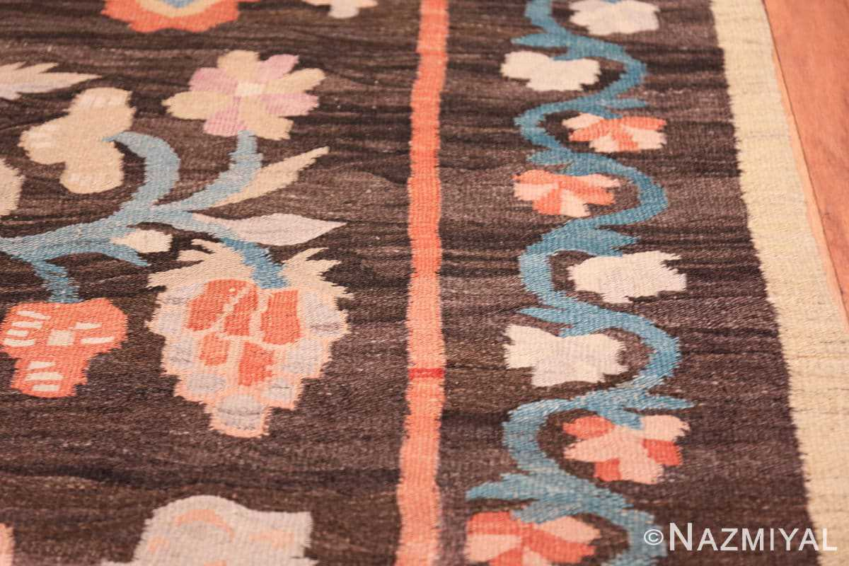 antique bessarabian rug 3322 border Nazmiyal
