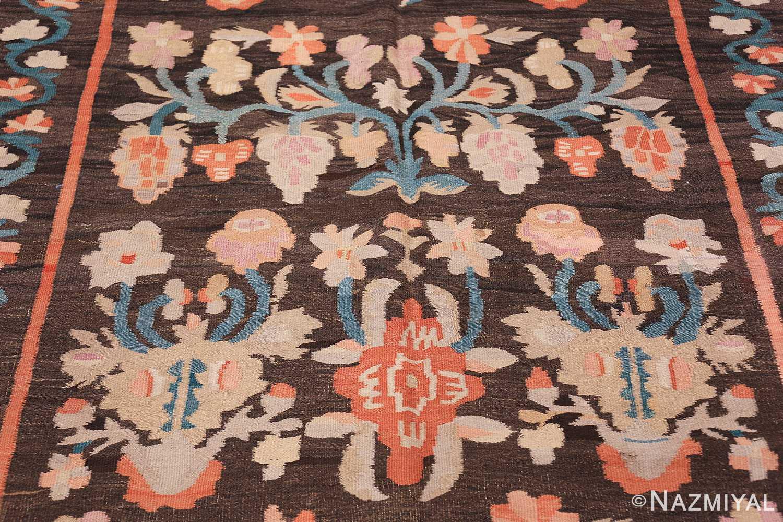 antique bessarabian rug 3322 field Nazmiyal
