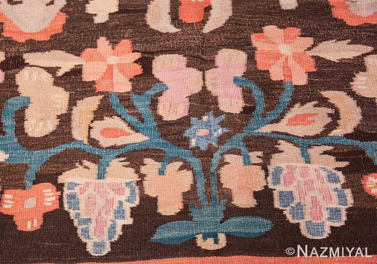 antique bessarabian rug 3322 grapes Nazmiyal