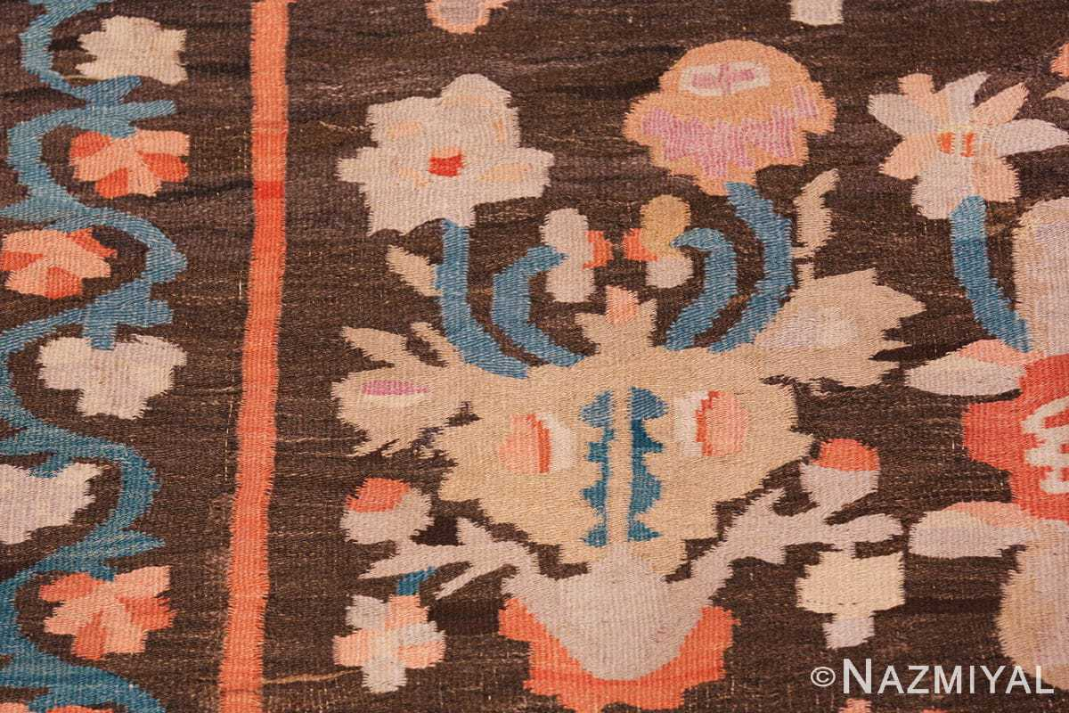 antique bessarabian rug 3322 vase Nazmiyal