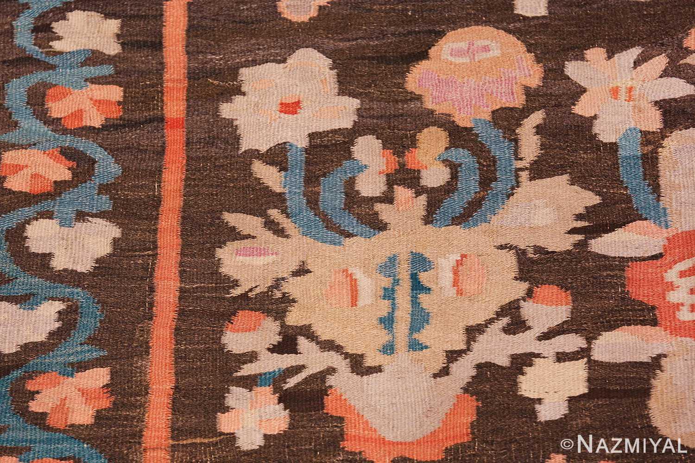 antique bessarabian rug 3322 vase Nazmiyal