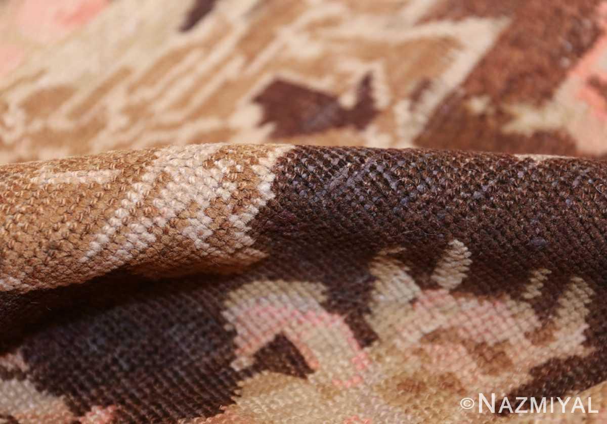 antique caucasian karabagh hallway runner rug 1120 pile Nazmiyal