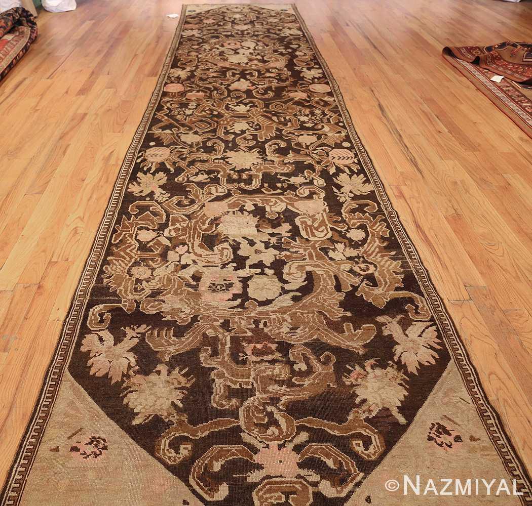antique caucasian karabagh hallway runner rug 1120 whole Nazmiyal