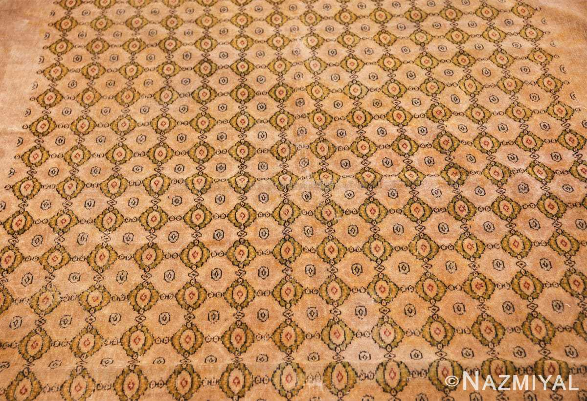 antique indian oriental textile 41624 field Nazmiyal