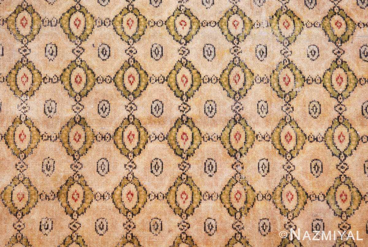 antique indian oriental textile 41624 pattern Nazmiyal