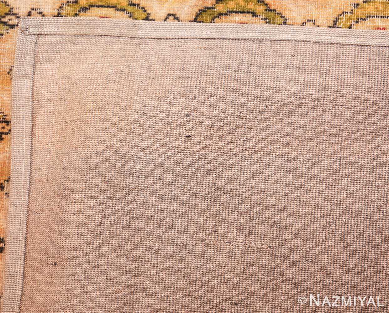 antique indian oriental textile 41624 weave Nazmiyal