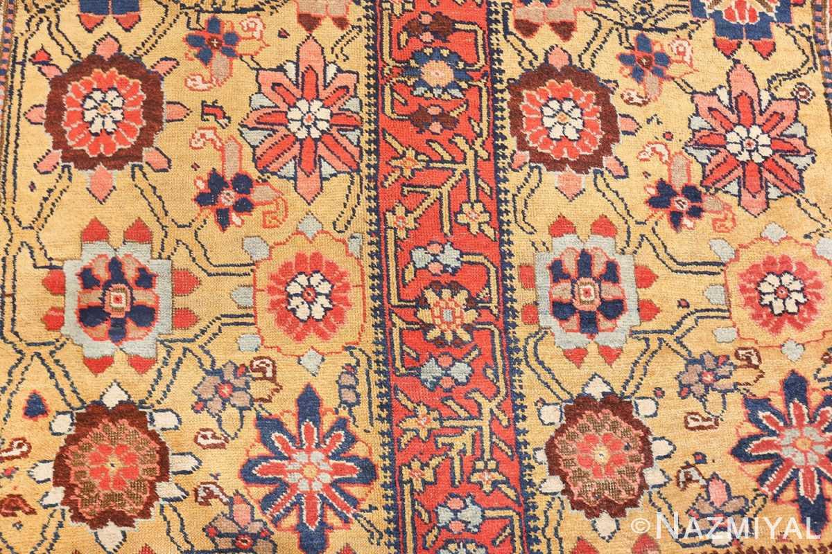 antique kurdish bidjar persian sampler rug 40485 design Nazmiyal