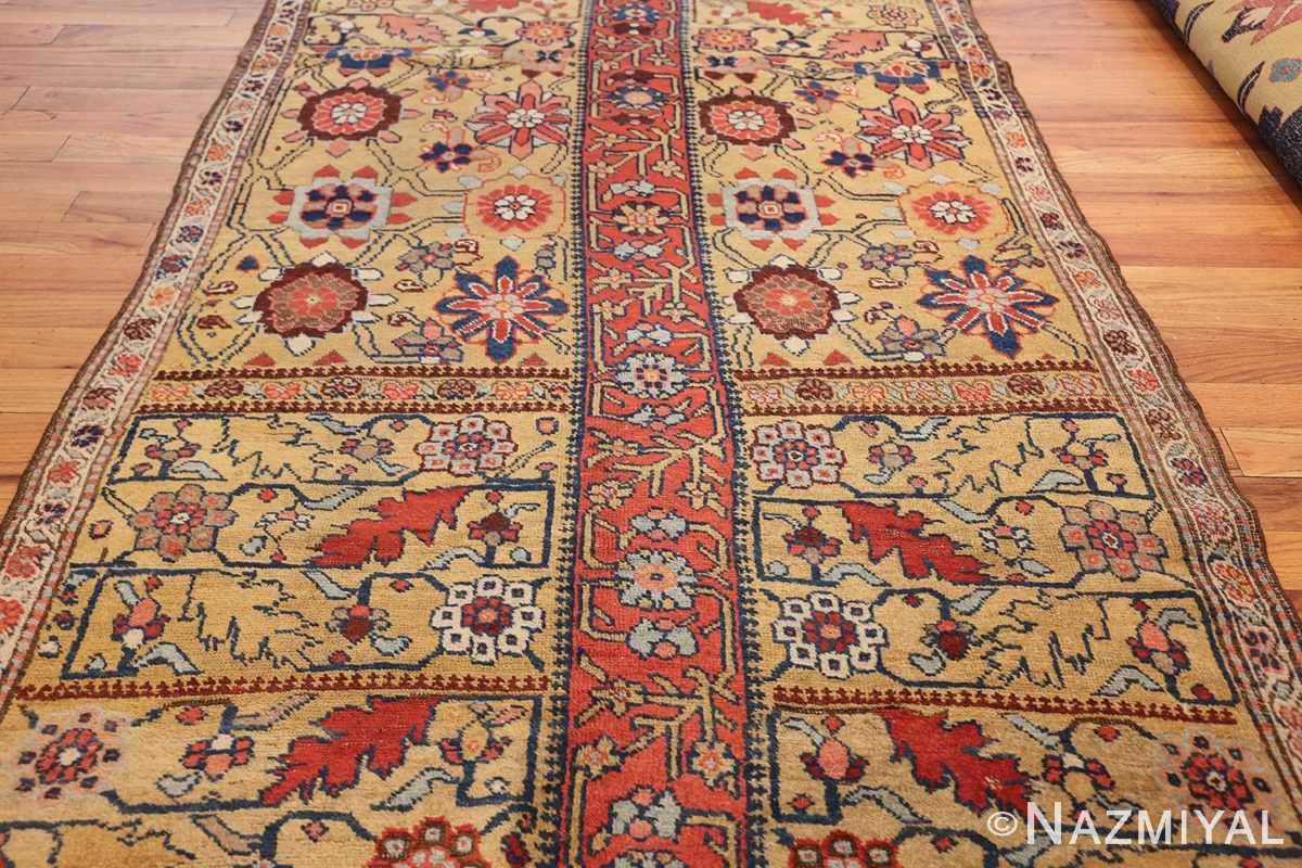 antique kurdish bidjar persian sampler rug 40485 middle Nazmiyal