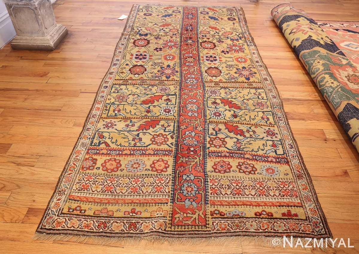 antique kurdish bidjar persian sampler rug 40485 whole Nazmiyal